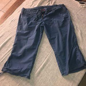 Miss sixty Blue pants size 32 EUC